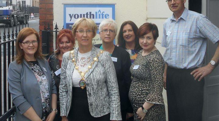 Youthlife welcomes colleague organisations 29th March